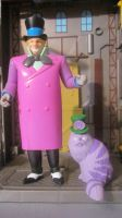 DC SUPER-PETS: MAD HATTER AND MAD CATTER by monitor-earthprime