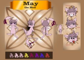 May - Reference Sheet by Seraphon