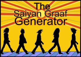The Saiyan Graaf Generator by Ukyo-Ku