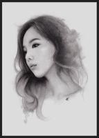 Taeyon by theblackproject