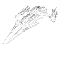 Midway Class command dreadnought by USFU