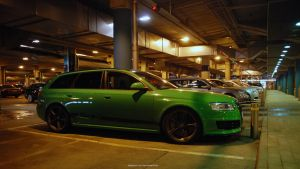 Audi RS6 Plus Avant C6 by ShadowPhotography