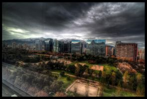 - office view - by robertodecampos