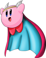 Hi-Jump Kirby by JuacoProductionsArts