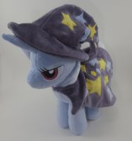 Trixie Plushie by Brainbread