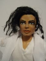 Michael Jackson OOAK by ladymadge