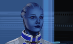 Mass Effect: Liara by Sarix