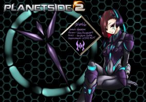 PlanetSide 2 ID Card by kenken2002