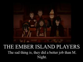 Ember Island Players by Fandomposters