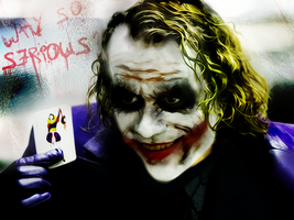 The Joker by adriano10