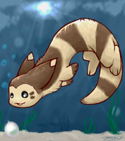 Not a Furret by LilacFox