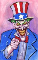 Uncle Joker 8-6-2013 by myconius