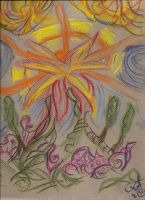 Flower Sun 08.1996 by Flowerbird8