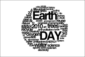 Earth Day 2010 by SeraphiPod