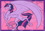 MLP: Twilight Sparkle by Sirens-Voice
