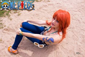 Nami from One Piece by Yume Lujury by RaquelSPhotography
