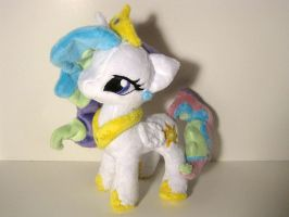 Commission - Itty Bitty Princess Celestia by FollyLolly