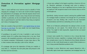 Protection and Prevention against Mortgage Fraud by aussorvalnora