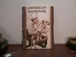 American Gamedog repost by TheTurnerPack