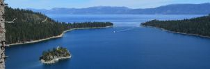 Lake Tahoe Emerald Bay by climber07