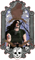 Peter Steele: No Hope No Fear by LuciferV