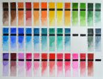 Color chart by Shelter85