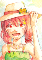 ACEO #003: Shion by D-Dur