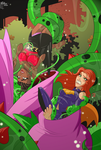 IVY ATTACK !!!! by GREAT-DUDE