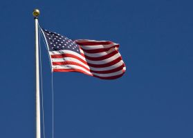 American Flag by muffet1