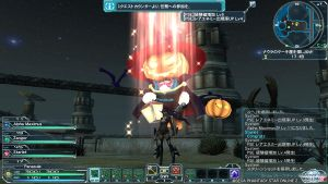 PSO2 Halloween by Pana-sule