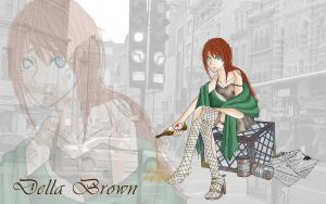 Della Brown by Fiftyshadesofkay