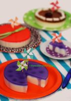 Panna Cotta Collection by theresahelmer
