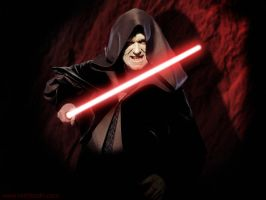 Darth Sidious by Homegrown15
