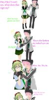 Sekaiichi Comic Remake, VY2 x Gumi! by VocaGUMImegpoid