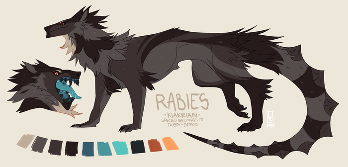 Rabies Reference by LiLaiRa