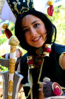 Otakon 2011 Talim 2 by DarkGyraen