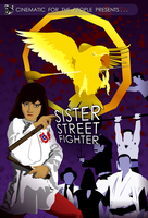CFTP Presents: Sister Street Fighter by Weirdonian