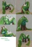 Kodama Tree Pony by PoniesOfDOOOM