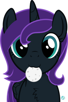 Nom Nyx OC vector by arifproject