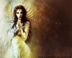 Demons of Angels by Aztroth