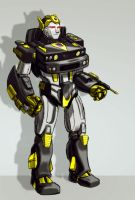 A Decepticon for Fargus by jameson9101322