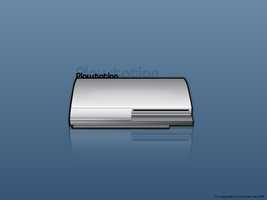 console wallpaper series - ps3 by sTony-Rue