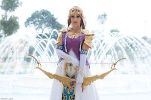 Princess Zelda Cosplay 4 - TLOZ Twilight Princess by SusanEscalante