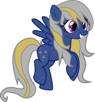 Commission:Starlight Speckle by asdflove