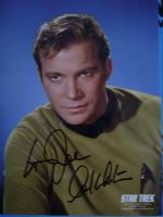 William Shatner's autograph by Robot001