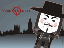 Je Movies - V for Vendetta 02 by Je2Design