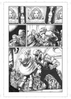 STARWARS DARKTIMES DHP 18 PG5 by Doug-Wheatley