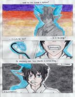 Blue Exorcist Doujinshi 02 (Introduction) by kyouren