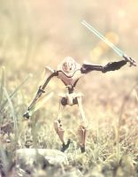 General Grievous In Creamy And Not-So-Deadly by el-desant