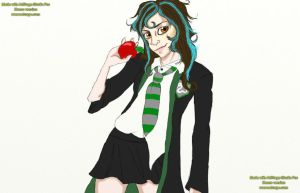 Harry Potter OC - Melody Black by Kneel4Loki13